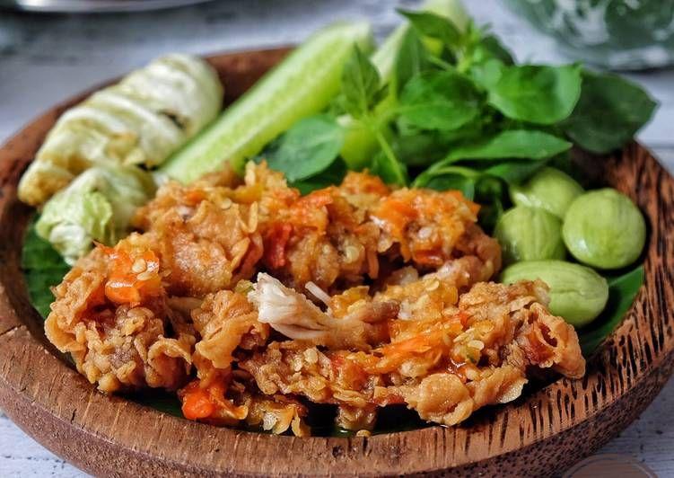 Resep Ayam Geprek Sambel Bawang Oleh Susi Agung Resep Resep Ayam Masakan Indonesia Resep Masakan