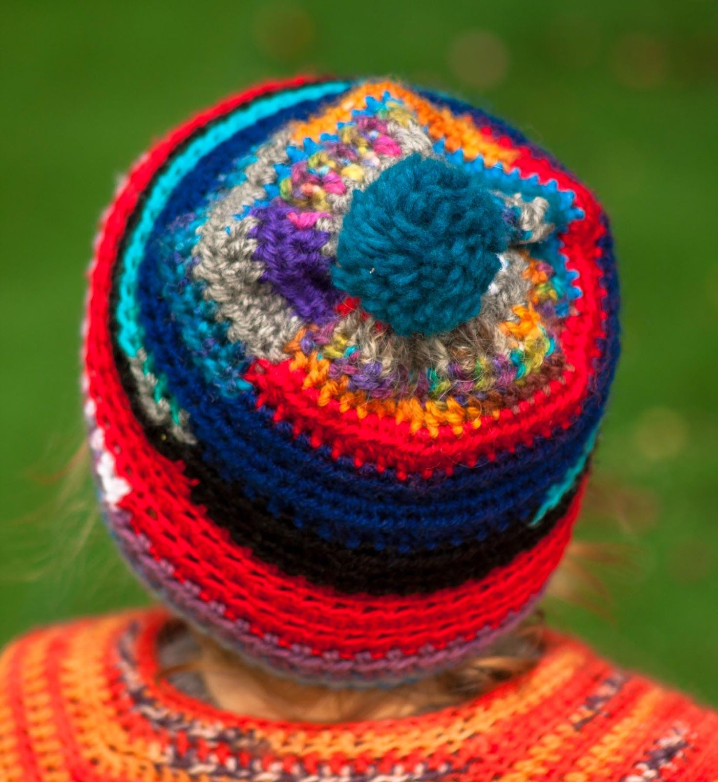 Easy+Crochet | Days of Yarning: Quick and Easy Crochet Hat - Free Pattern