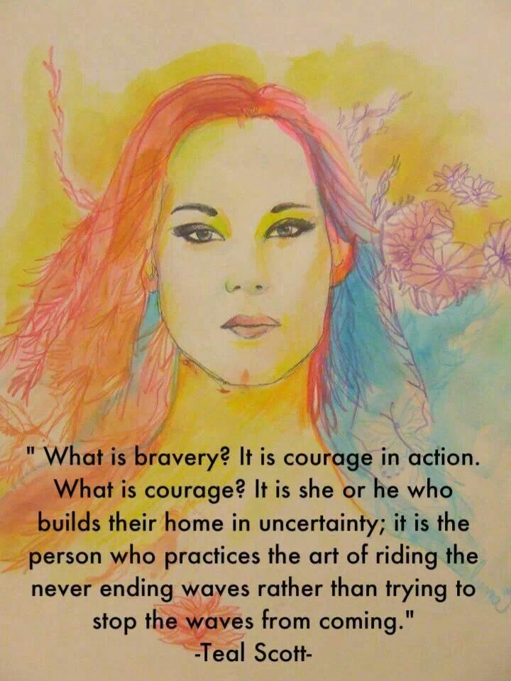 Out of this world, exceptionally intelligent woman ~ Teal Scott, Spiritual Catalyst Artist