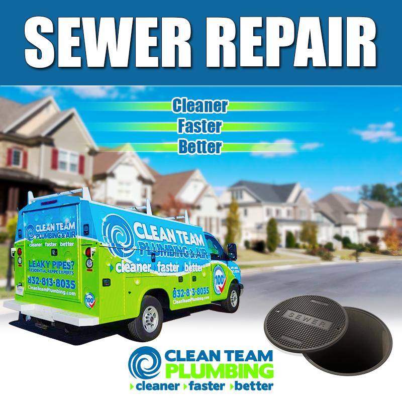 Houston Sewer Repair Sewer Repair Plumbing Repair Repair