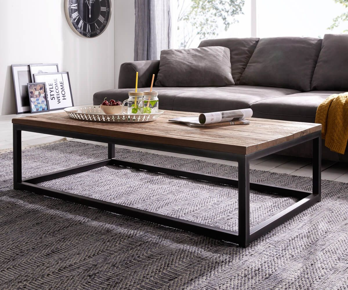 Couchtisch Industrial Look Awesome Möbel Tische Couchtische Delife Couchtisch