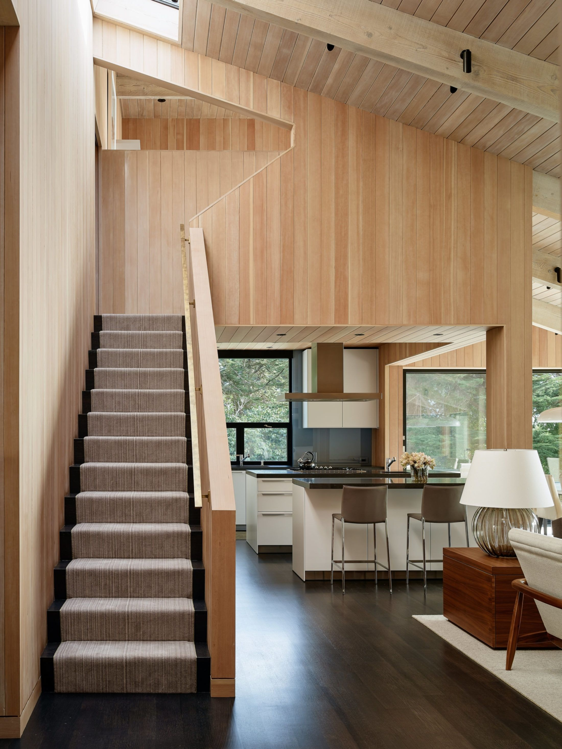 Butler Armsden Architects Sea Ranch Historic Home Midcentury