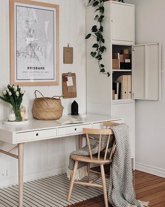 7 Amazing Home Office Ideas Will Make You Want to Work - Esszimmer ideen