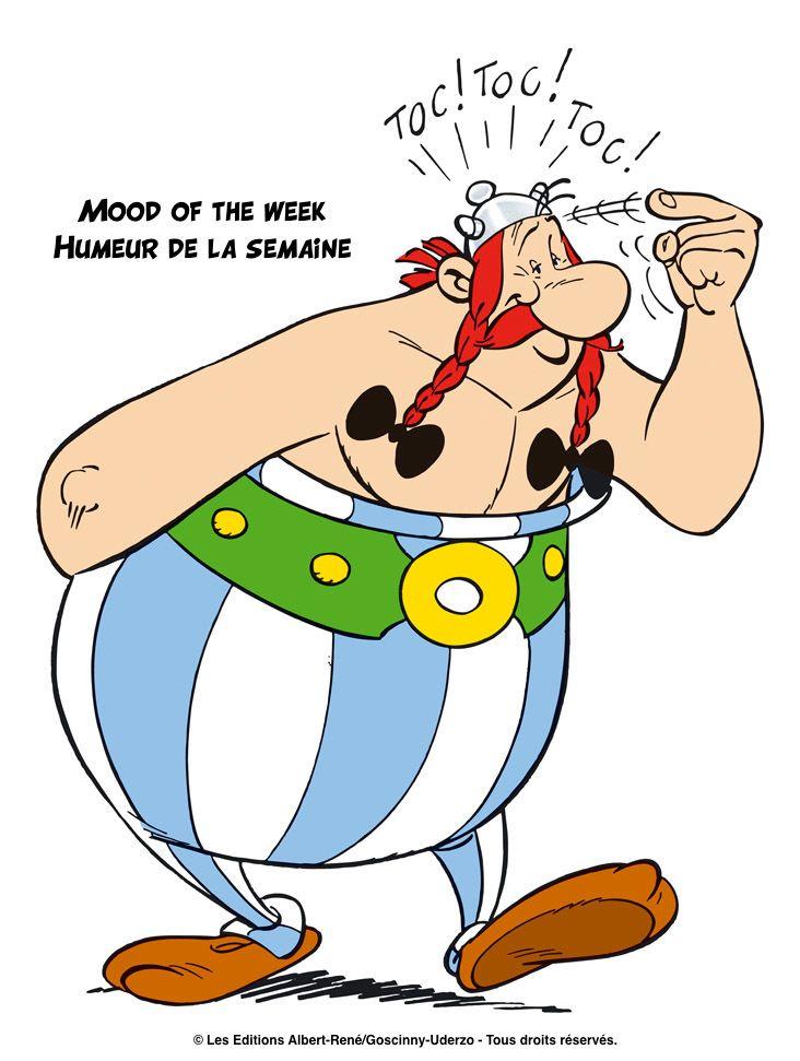 Ast rix ob lix officiel ast rix en couleurs - Personnage asterix et obelix ...