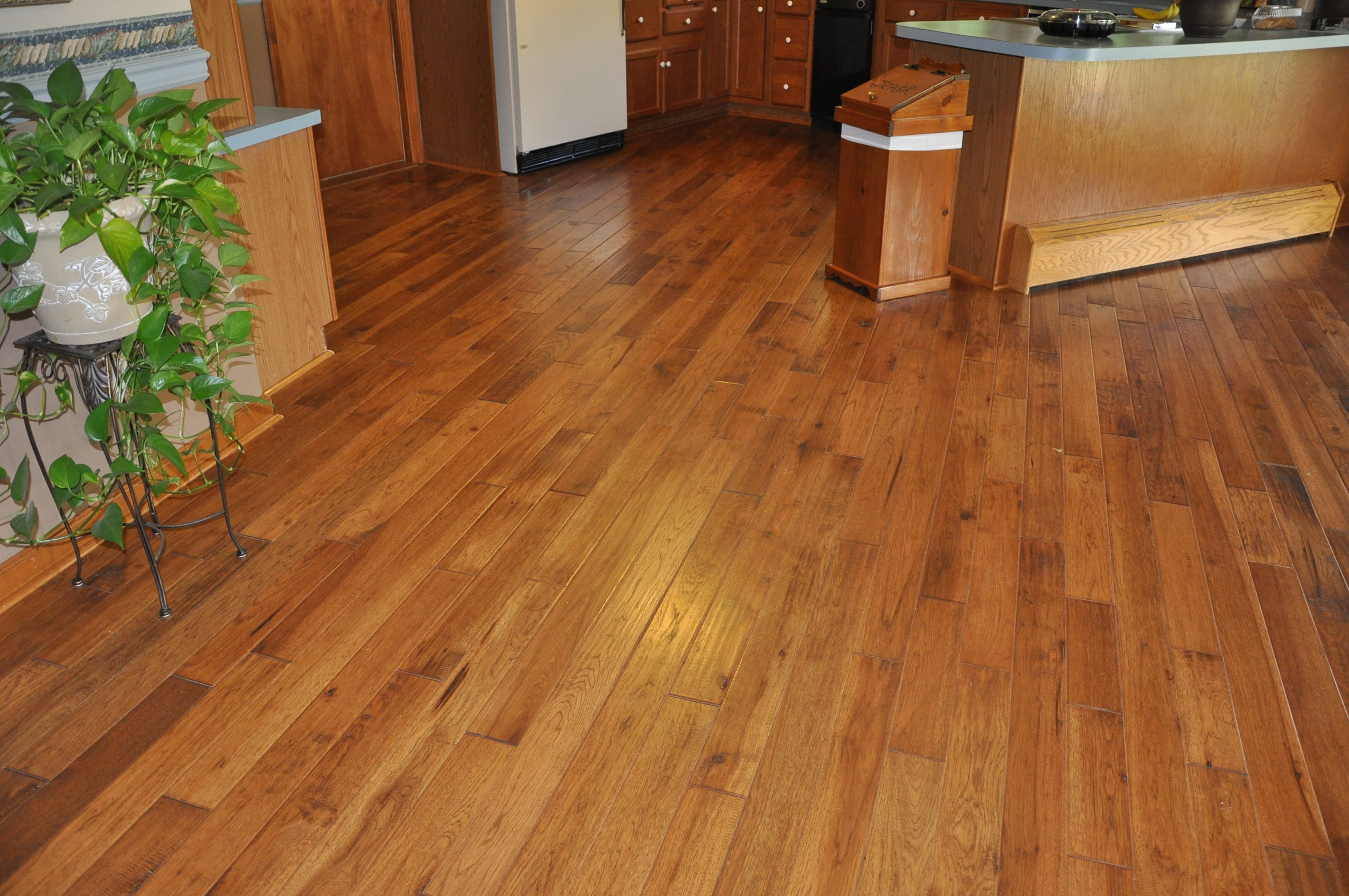 oiled natural handscraped scraped millennium floors hickory uv flooring hardwood hand