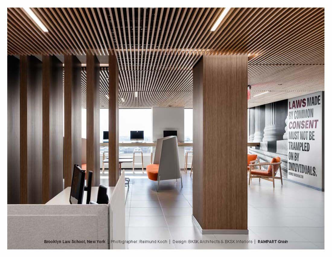 Wolf Gordon Rampart Grain Commercial Design Design Home