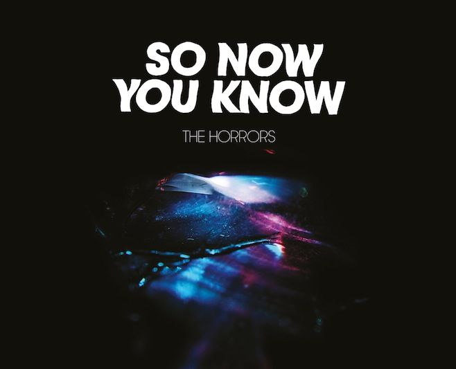 Chequen la nueva rola de The Horrors