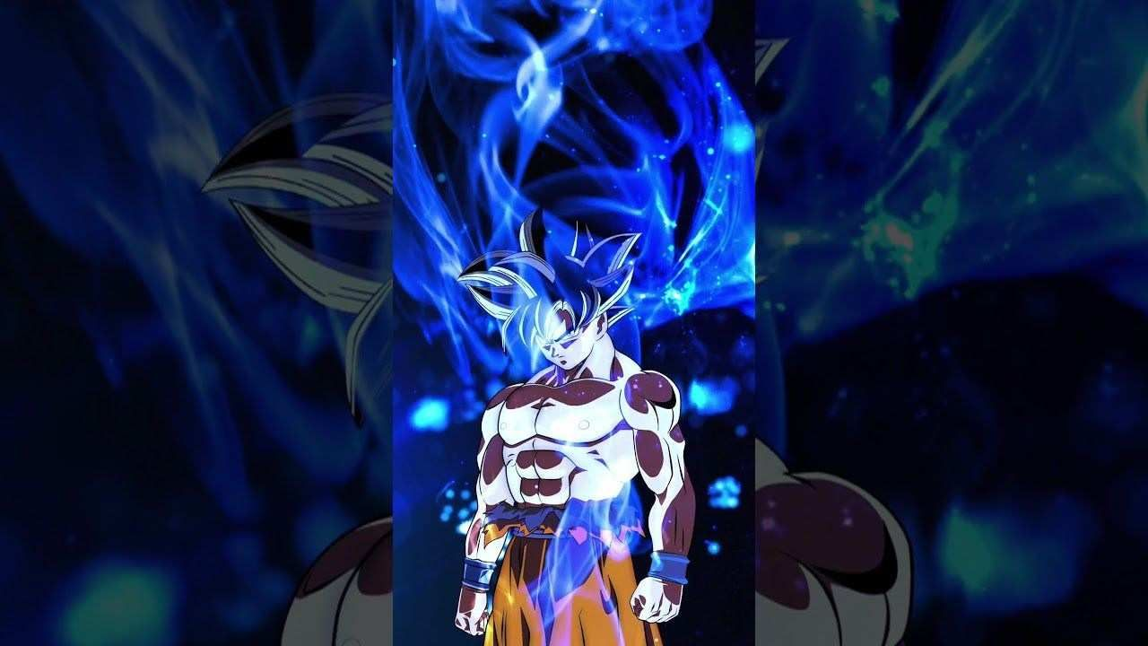 Dragon Ball Z Live Wallpaper Iphone Unique Ultra Instinct Goku