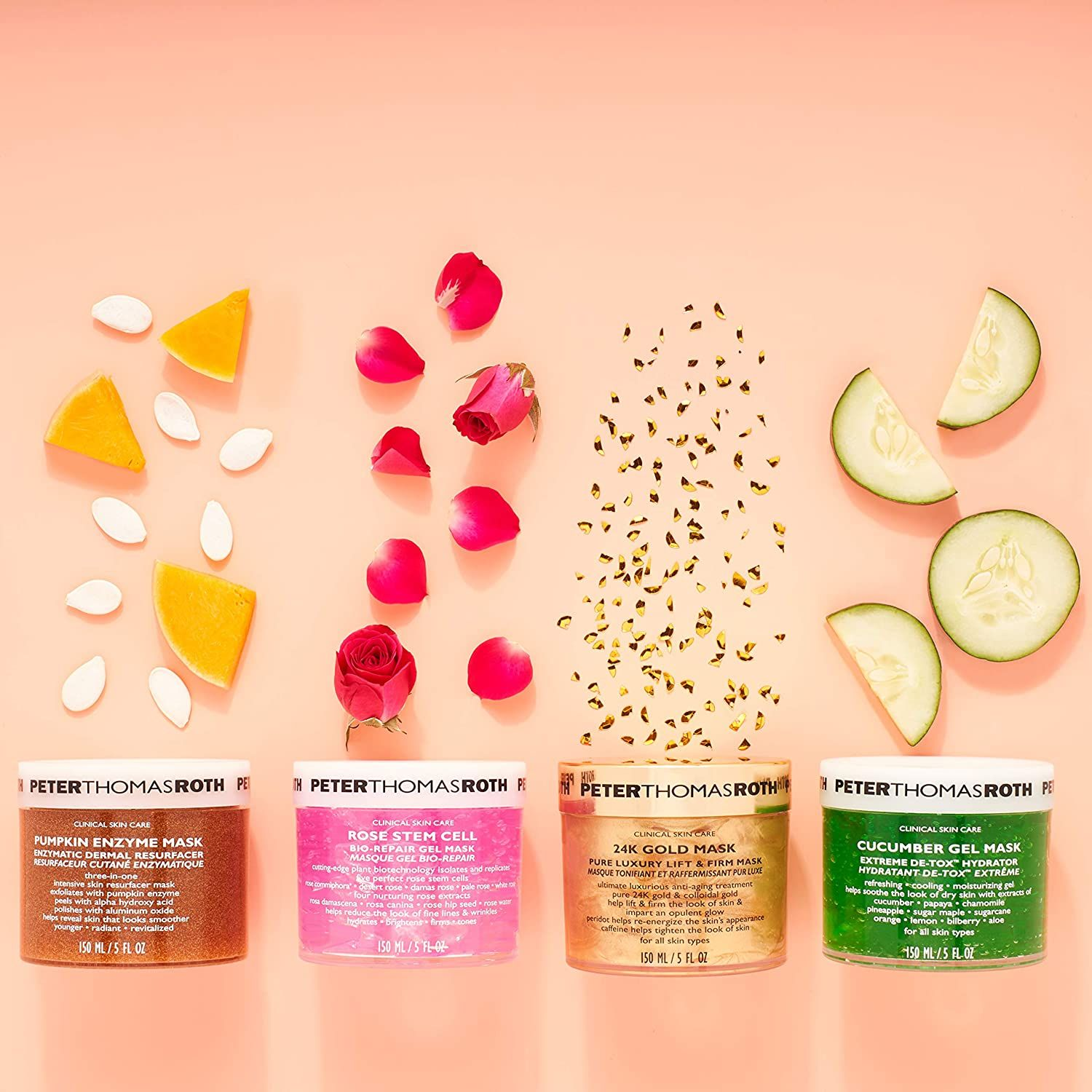 Cucumber Gel Mask Extreme De Tox Hydrator Cooling And Hydrating Facial Mask In 2020 Pumpkin Enzyme Mask Gel Mask Rose Stem Cell