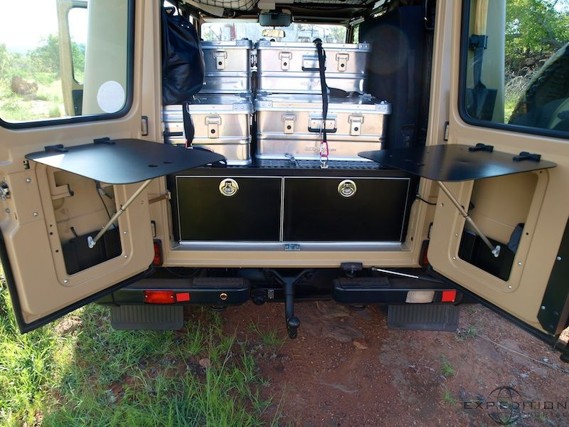 the mercedes gel ndewagen entdecker off road pinterest benz and vehicle. Black Bedroom Furniture Sets. Home Design Ideas