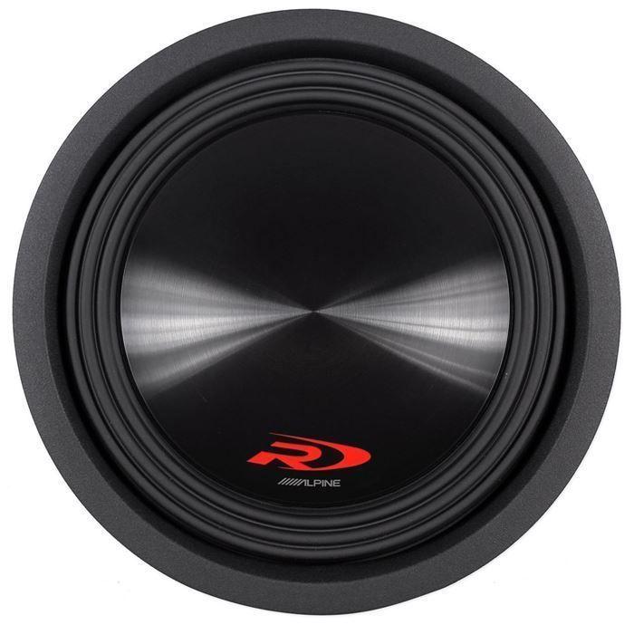 """Alpine Type-R SWR-10D2 3000 Watt 10/"""" inch Dual 2-Ohm Car Audio Subwoofer Sub!"""