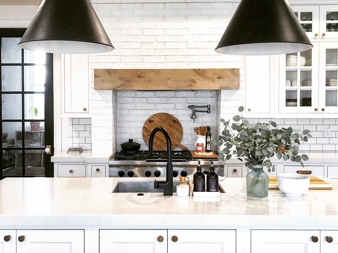 Modern farmhouse kitchen | Decor | Pinterest | Küche