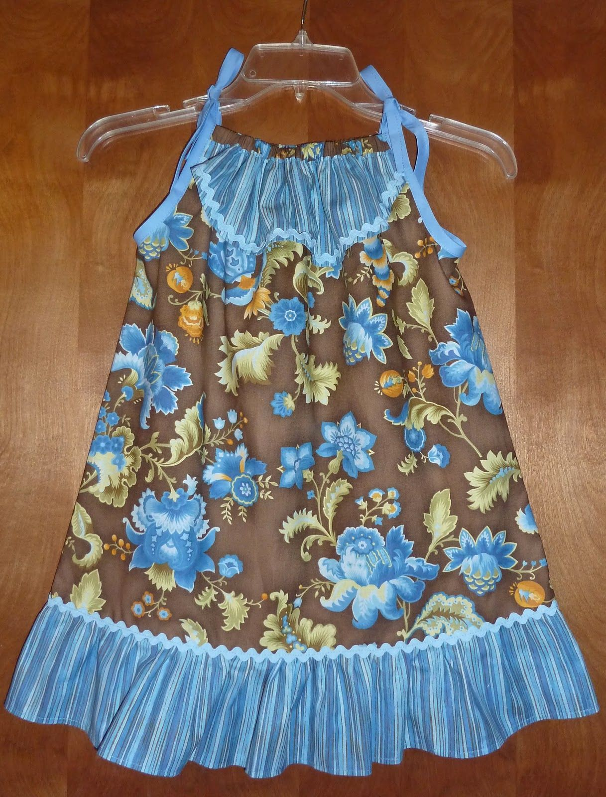 """Sew Delightful: """"Pillowcase"""" Drawstring dress fabric dimensions. For """"Little Dresses for Africa"""" and """"Dress a Girl Around the World."""""""