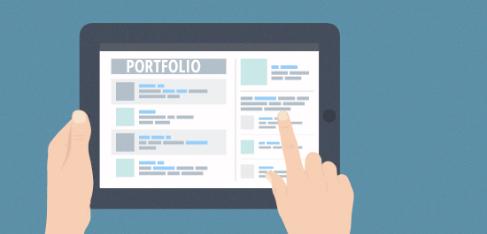 Creative Resume Templates For ELearning Portfolios  Design