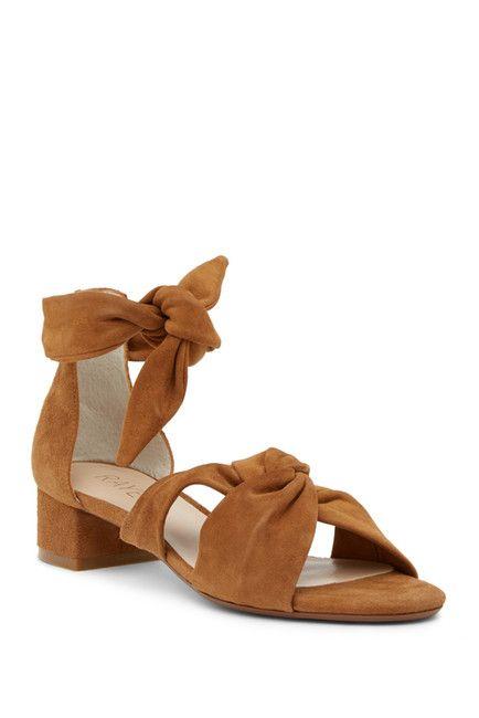 RAYE Aurora Low Block Heel Sandal 37iZlduW