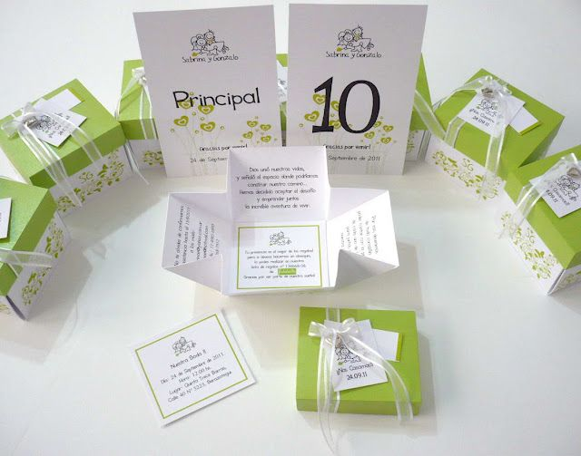 10 tips para elegir las invitaciones de boda perfectas - Tarjetas de invitacion de boda originales ...
