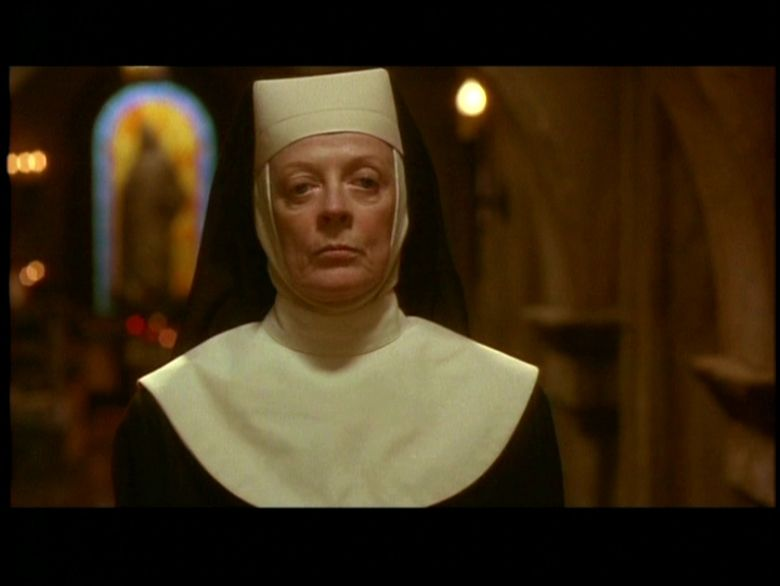 Maggie Smith: Mother Superior - Sister Act | Great ...