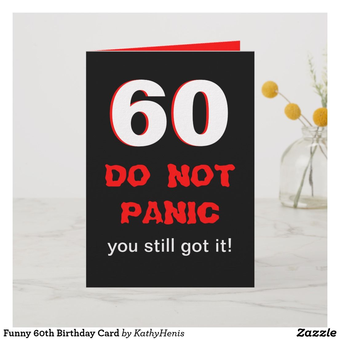Funny 60th Birthday Card Cardsfunny Cardsgreeting Cardshappy Cardbirthday Greeting Cardsonline Cardsbirthday