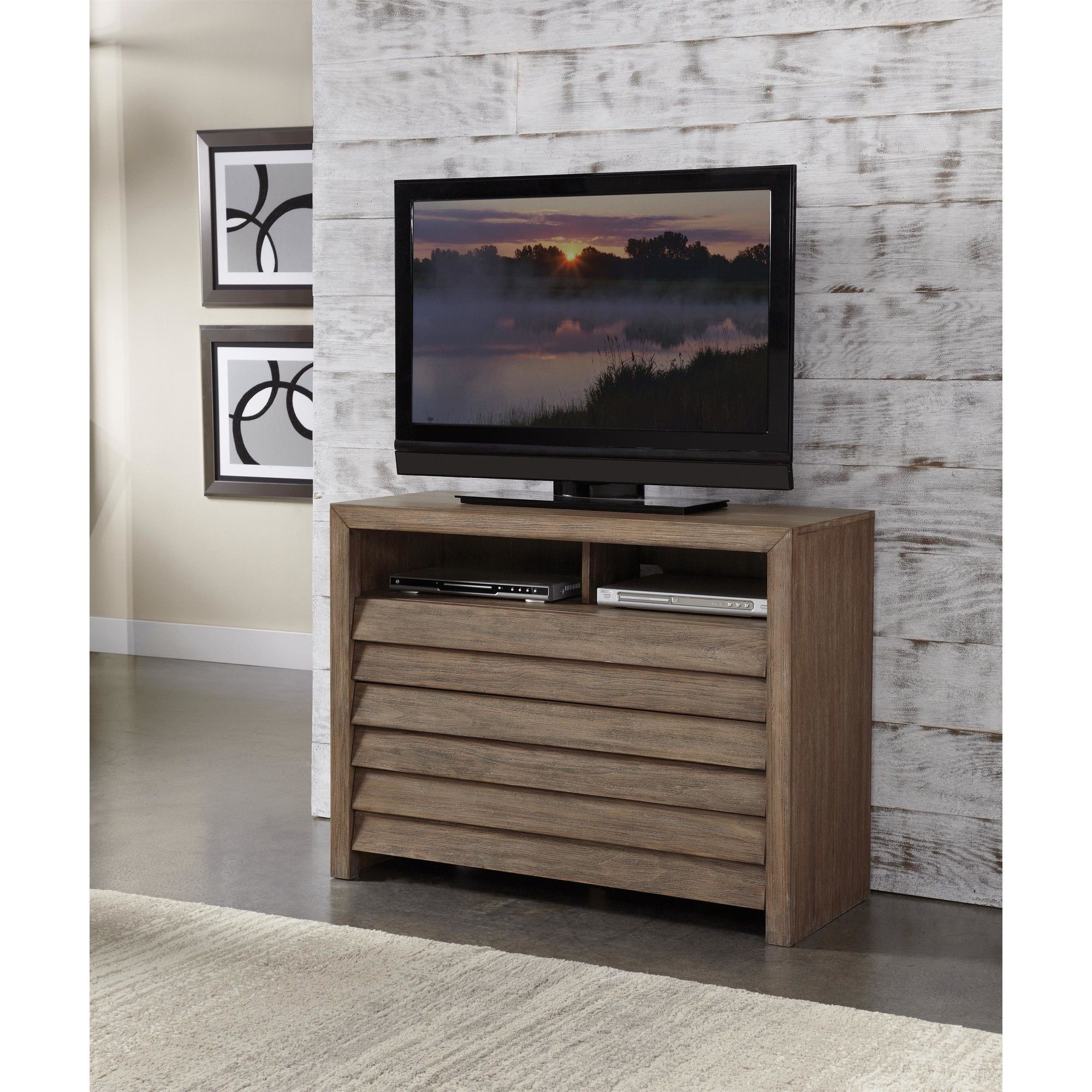 Hernandez TV Stand for TVs up to 50 inches Cool tv