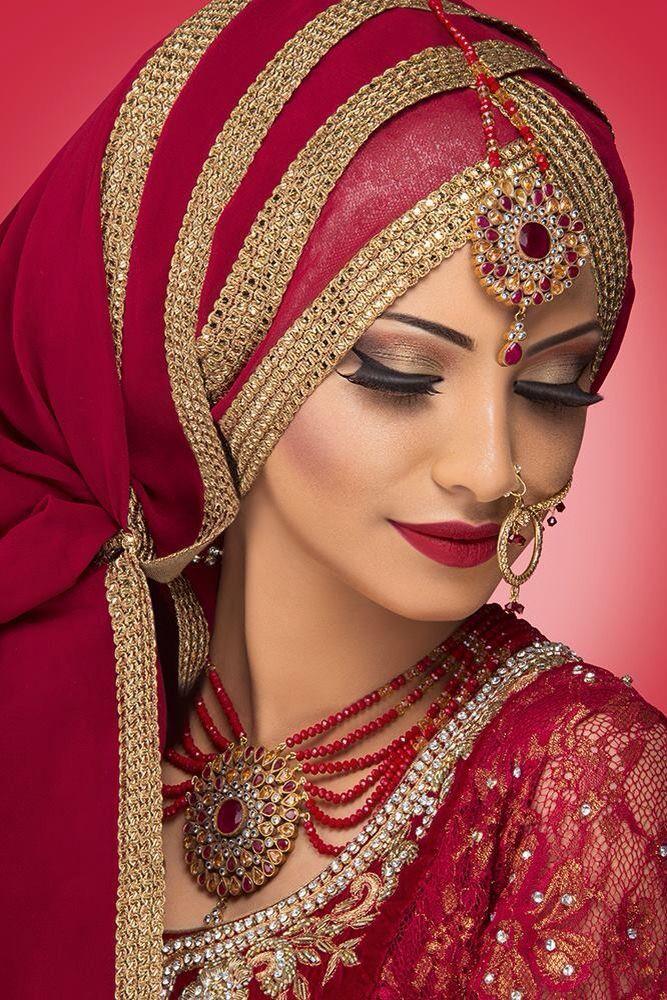 Modern Wedding Hijab Styles