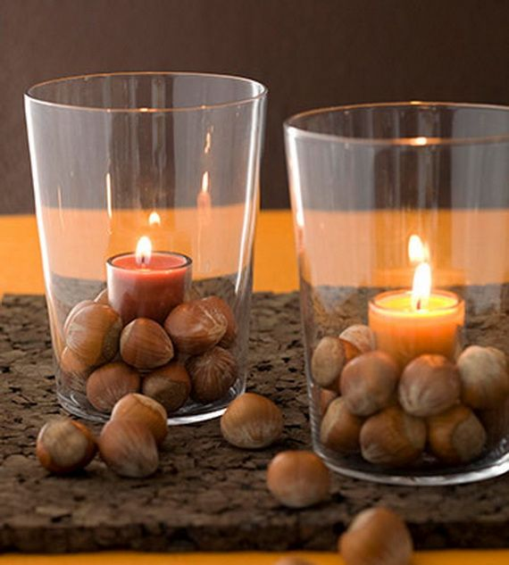 Thanksgiving Candle Ideas