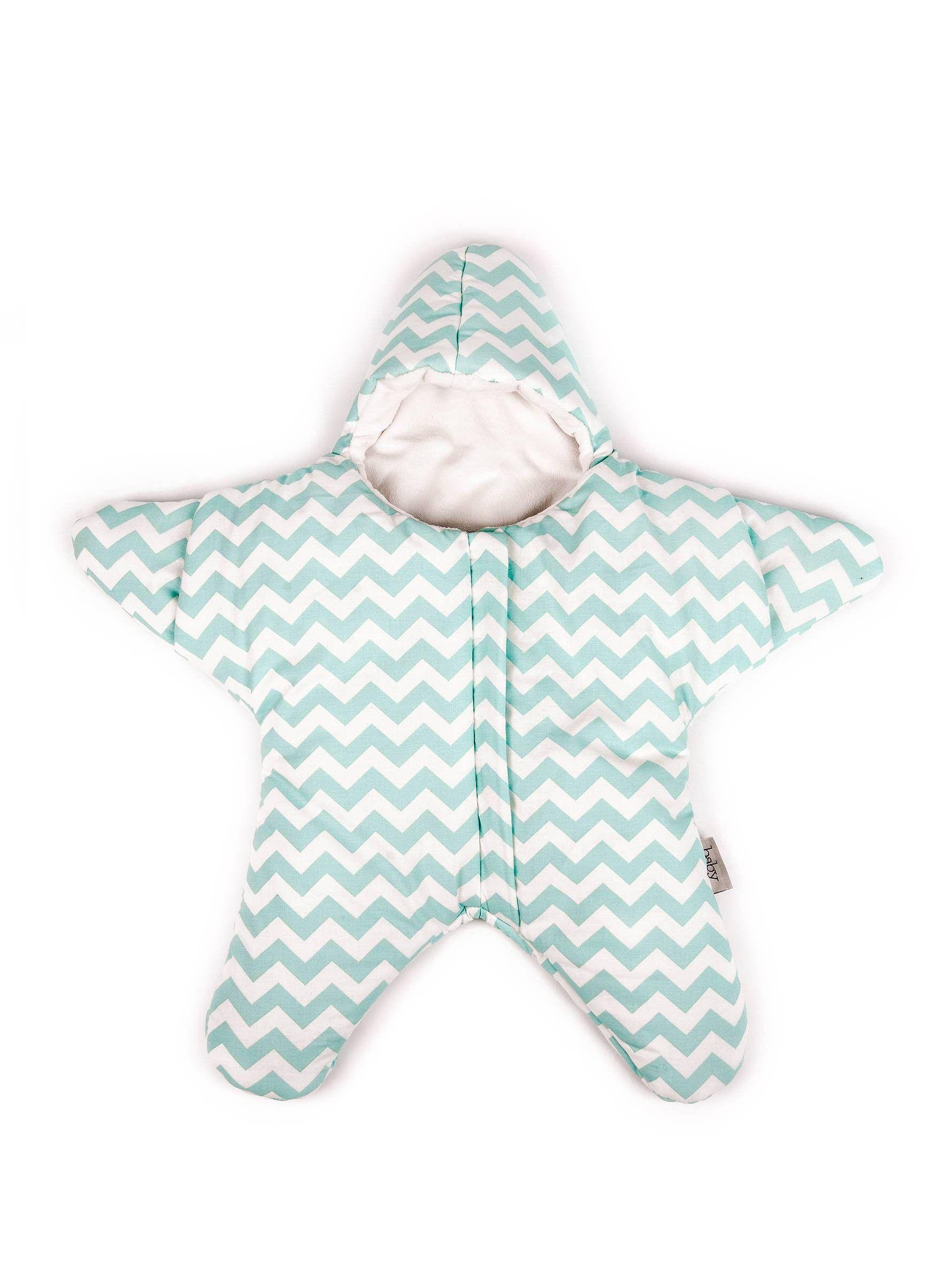 Baby Bites Star Sleeping Bag