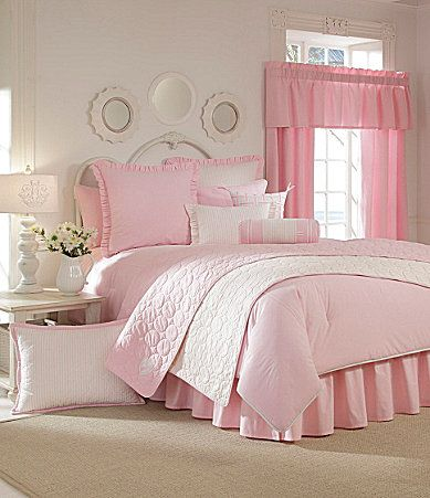 Cremieux Classic Oxford Pink Bedding Collection Dillards