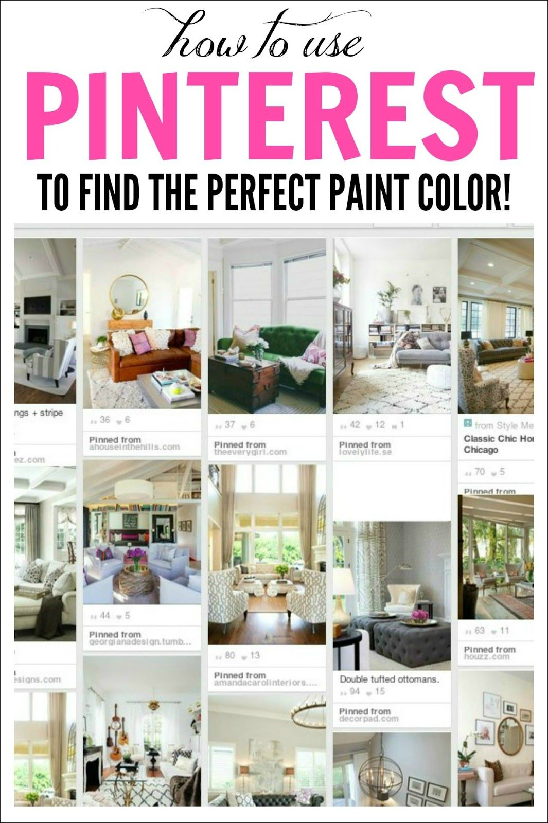 how to choose a paint colorHow To Choose a Paint Color 10 tips to help you decide This is