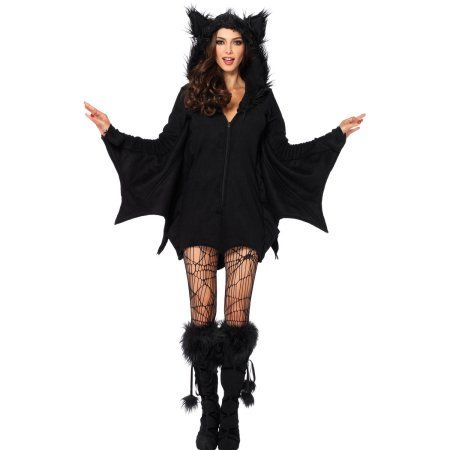 Bat Cozy Womenu0027s Adult Halloween Costume - Walmart.com  sc 1 st  Pinterest & Bat Cozy Womenu0027s Adult Halloween Costume - Walmart.com | Fashion ~3 ...