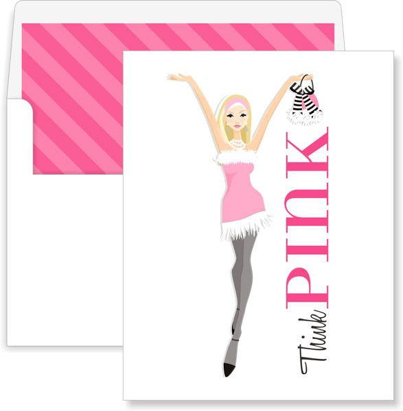 Help support breast cancer with the purchase of these amazing note cards!