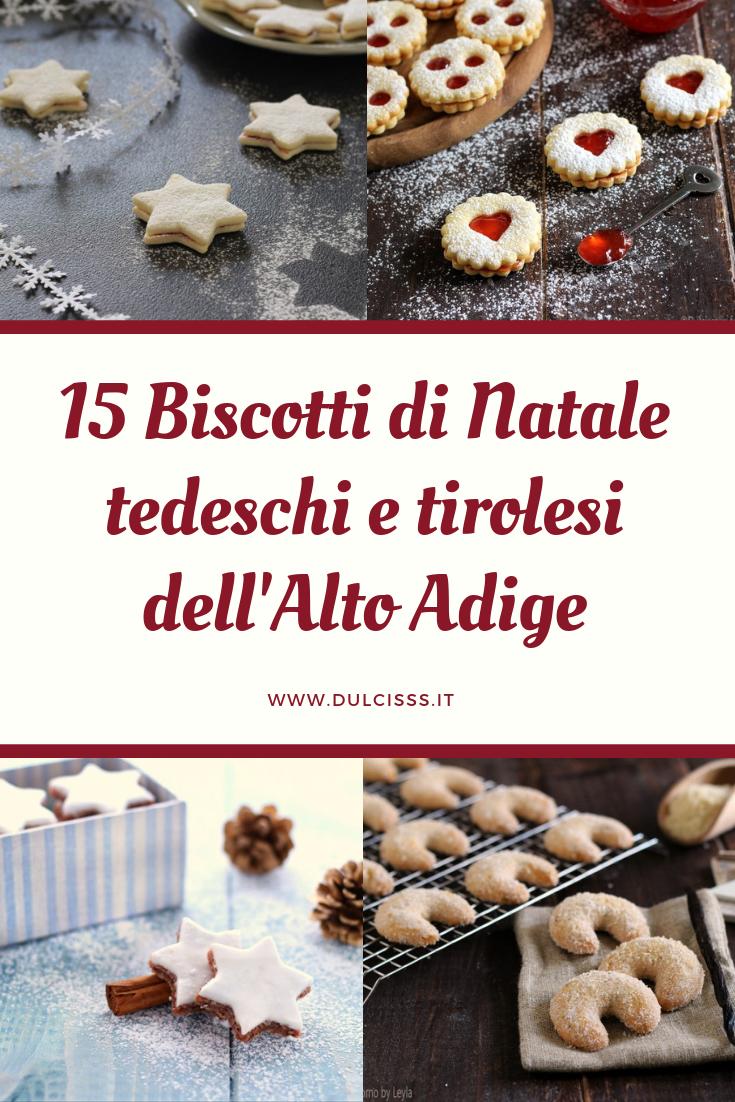 Biscotti Di Natale Tirolesi.Biscotti Tedeschi E Tirolesi Di Natale 15 Ricette Da Non Perdere