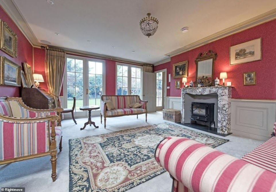 Sarah Beeny lists London mansion for sale at £3.5 million