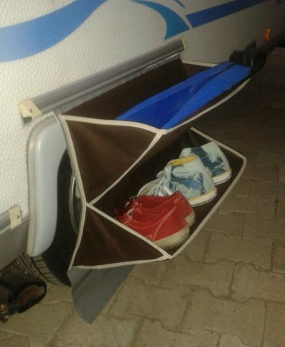 radkastensch rze camping bodensch rze utensilio wohnwagen schuhregal ebay camper. Black Bedroom Furniture Sets. Home Design Ideas