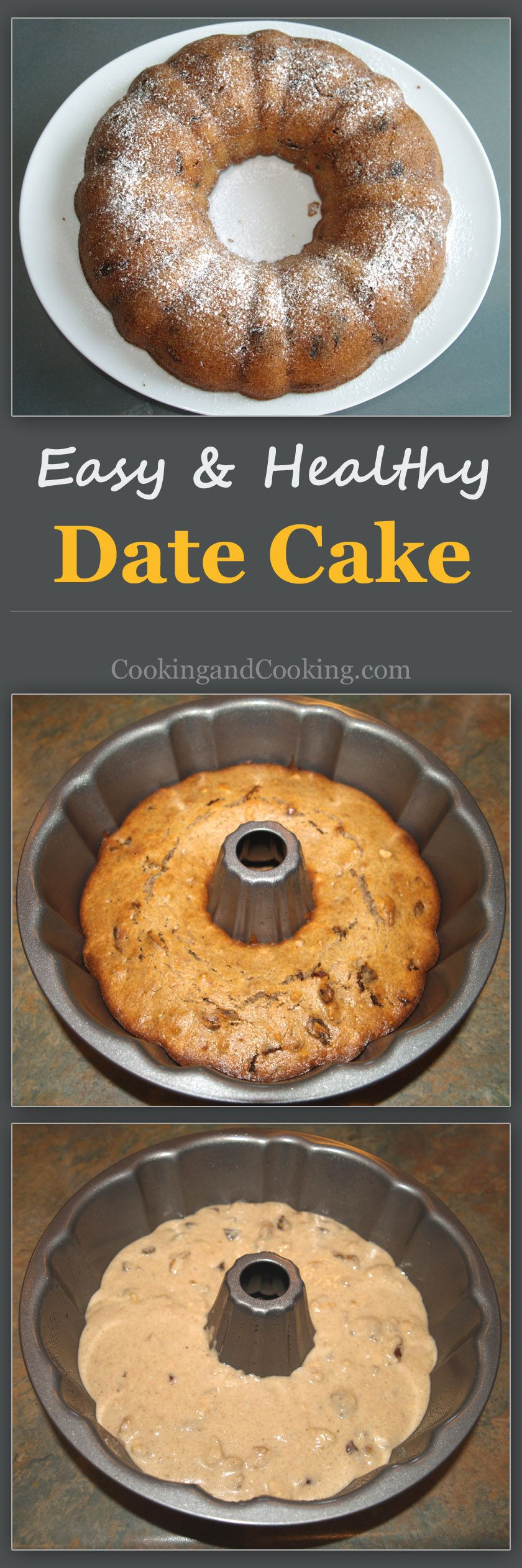 Here is a very easy to make recipe for date and walnut ... - photo#46