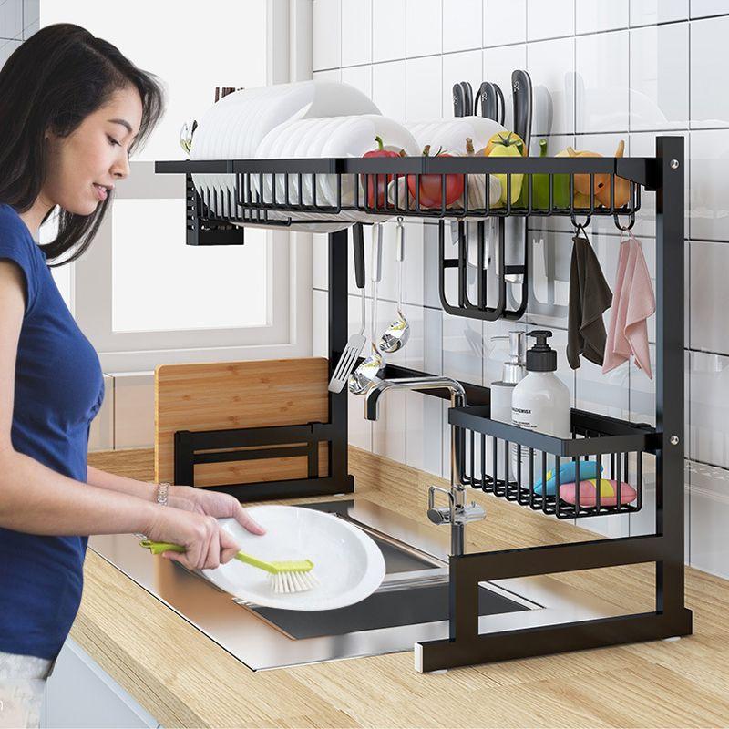 Diy Storage Rack Kitchen Organizer Excelsior Kitchen Rumah Desain Rak