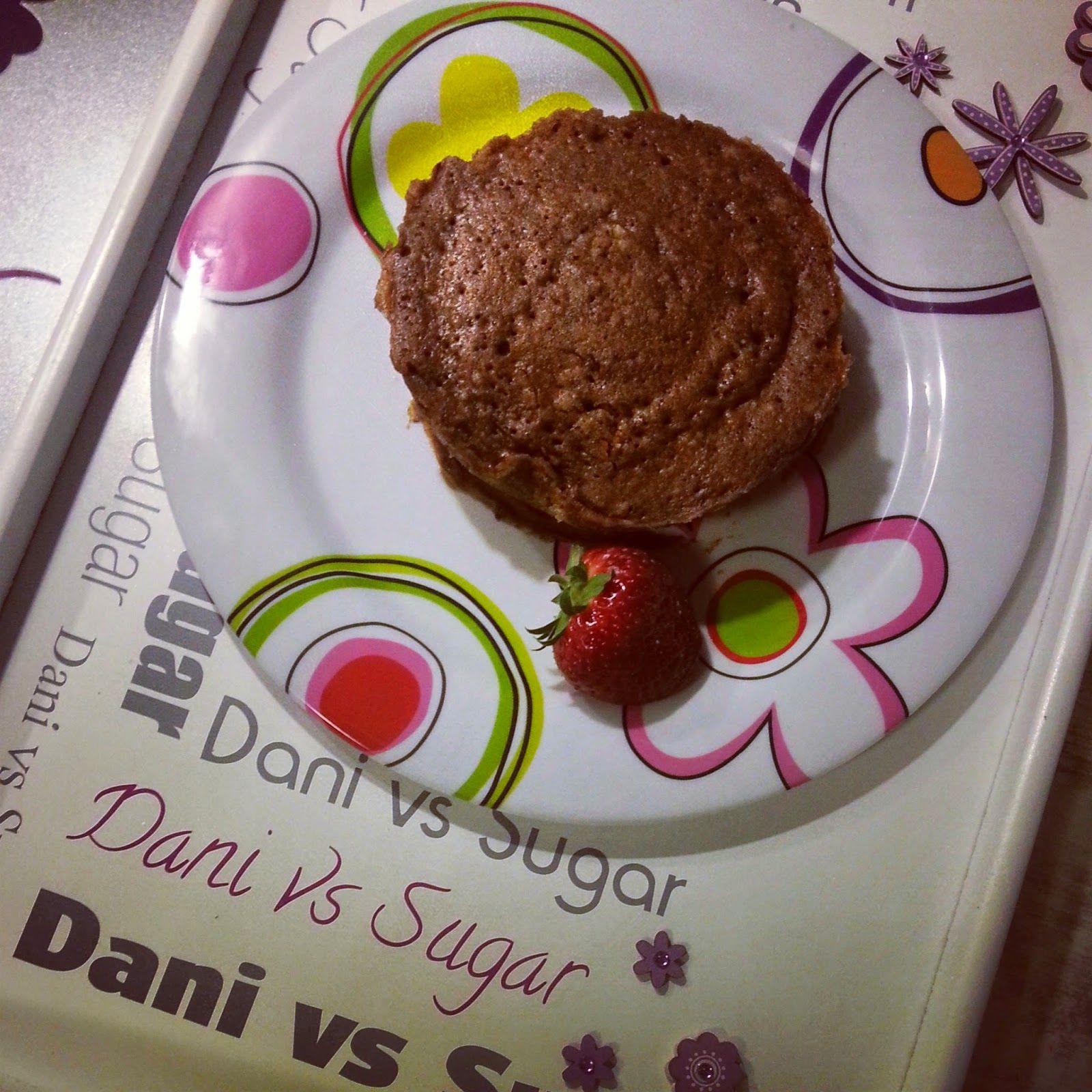 Dani Vs Sugar Lowcarb Haselnuss Schoko Mug Cake Soy Flour Soja