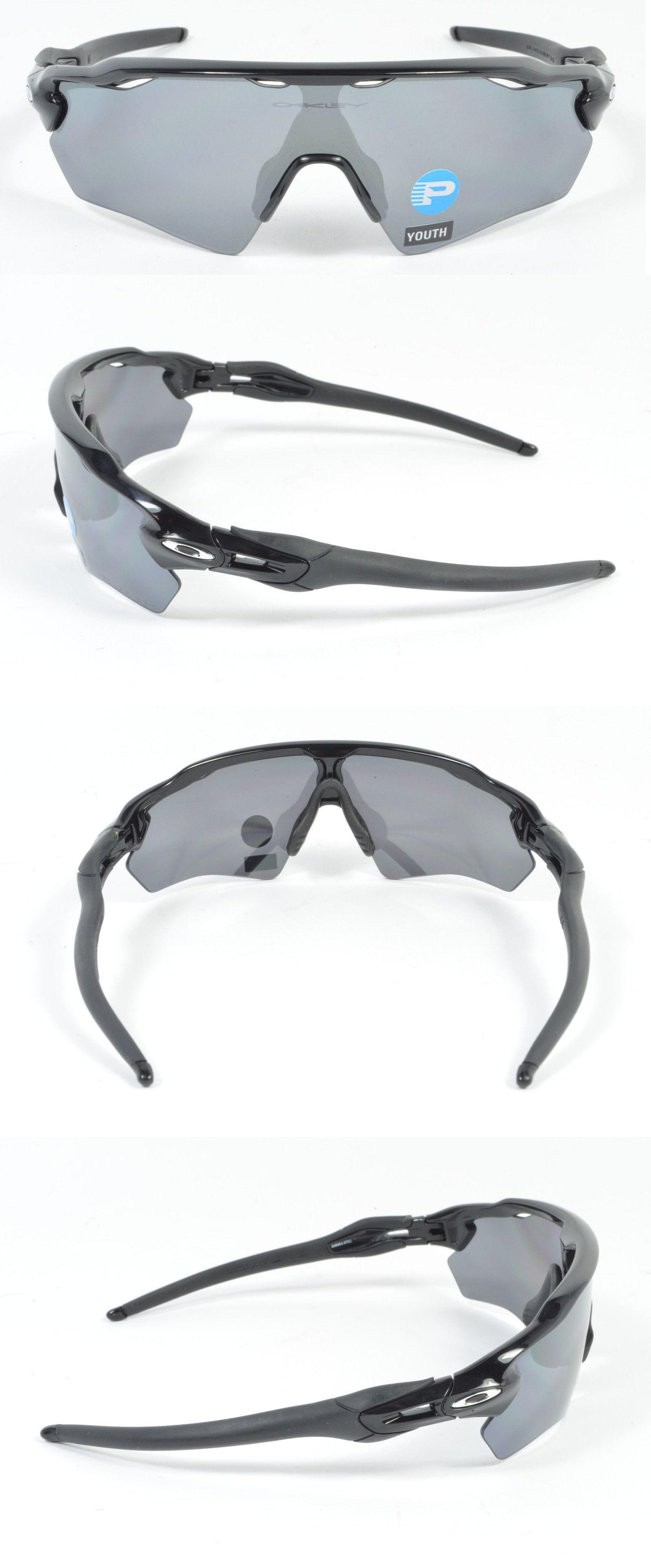 9dc4ec64afc closeout oakley radar path sunglasses black xs 130a8 1df74