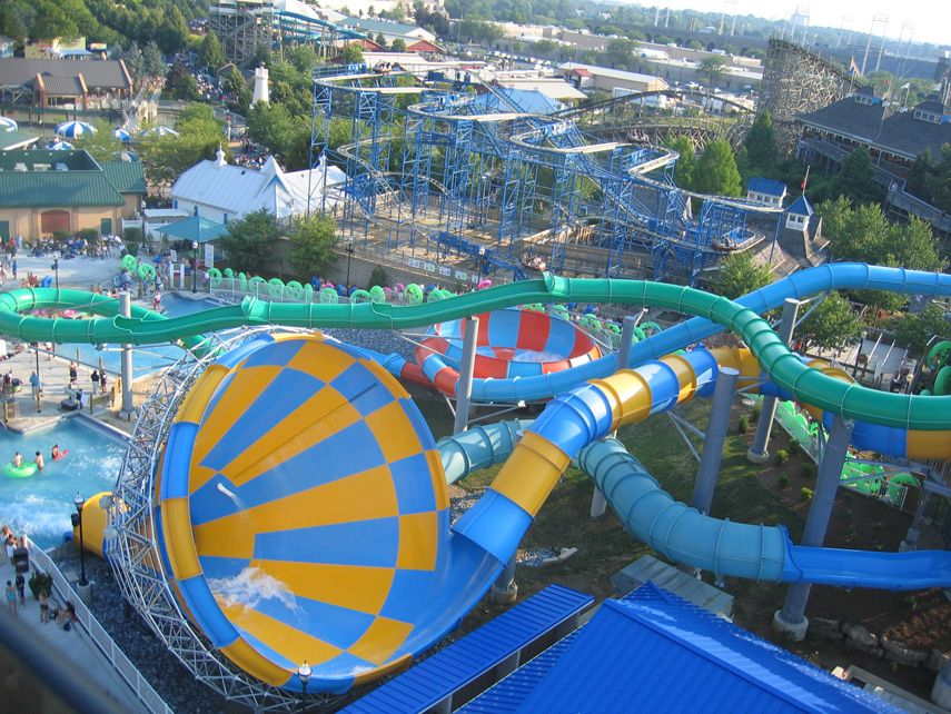 Hershey Water Park Pennsylvania Cleanest And Greenest Theme Park