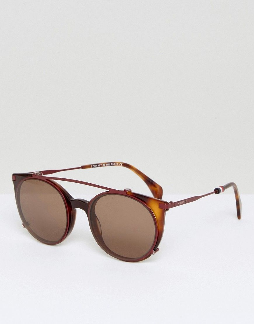 dd4ee46ffc Get this Tommy Hilfiger s sunglasses now! Click for more details. Worldwide  shipping. Tommy