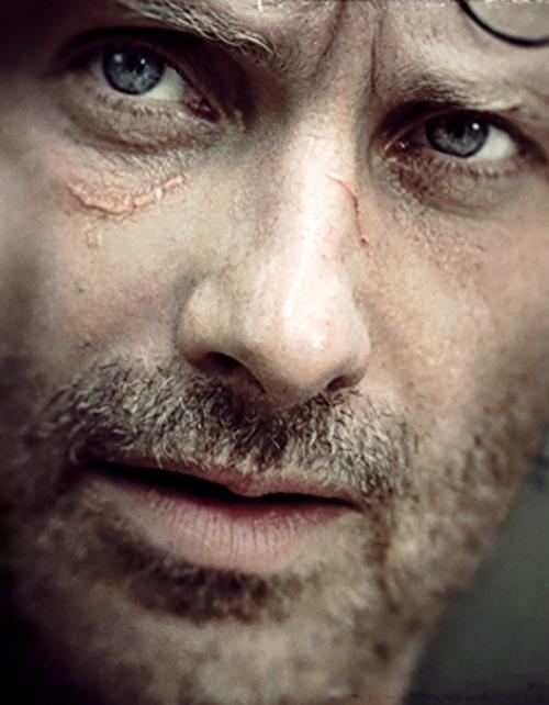 dailytwdcast: Andrew Lincoln comme Rick Grimes dans The Walking Dead Saison 6b