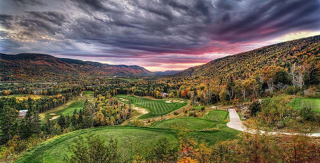 Hole Number Ten Humber Valley Resort In 2020 Resort Places To Go Places To Travel