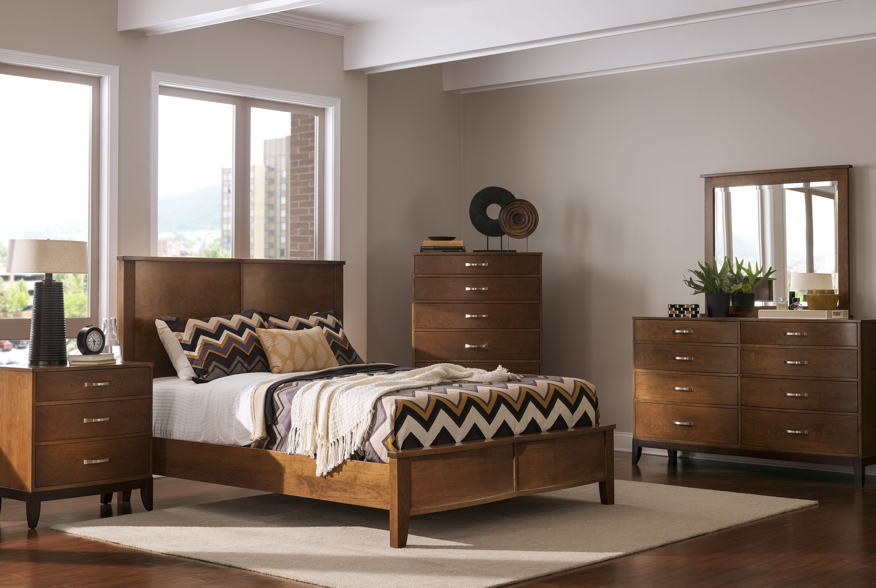 Logan Bedroom Collection By Keystone American Made Solid Wood Furniture Beautiful Bedroom Furniture Furniture Amish Furniture Bedroom