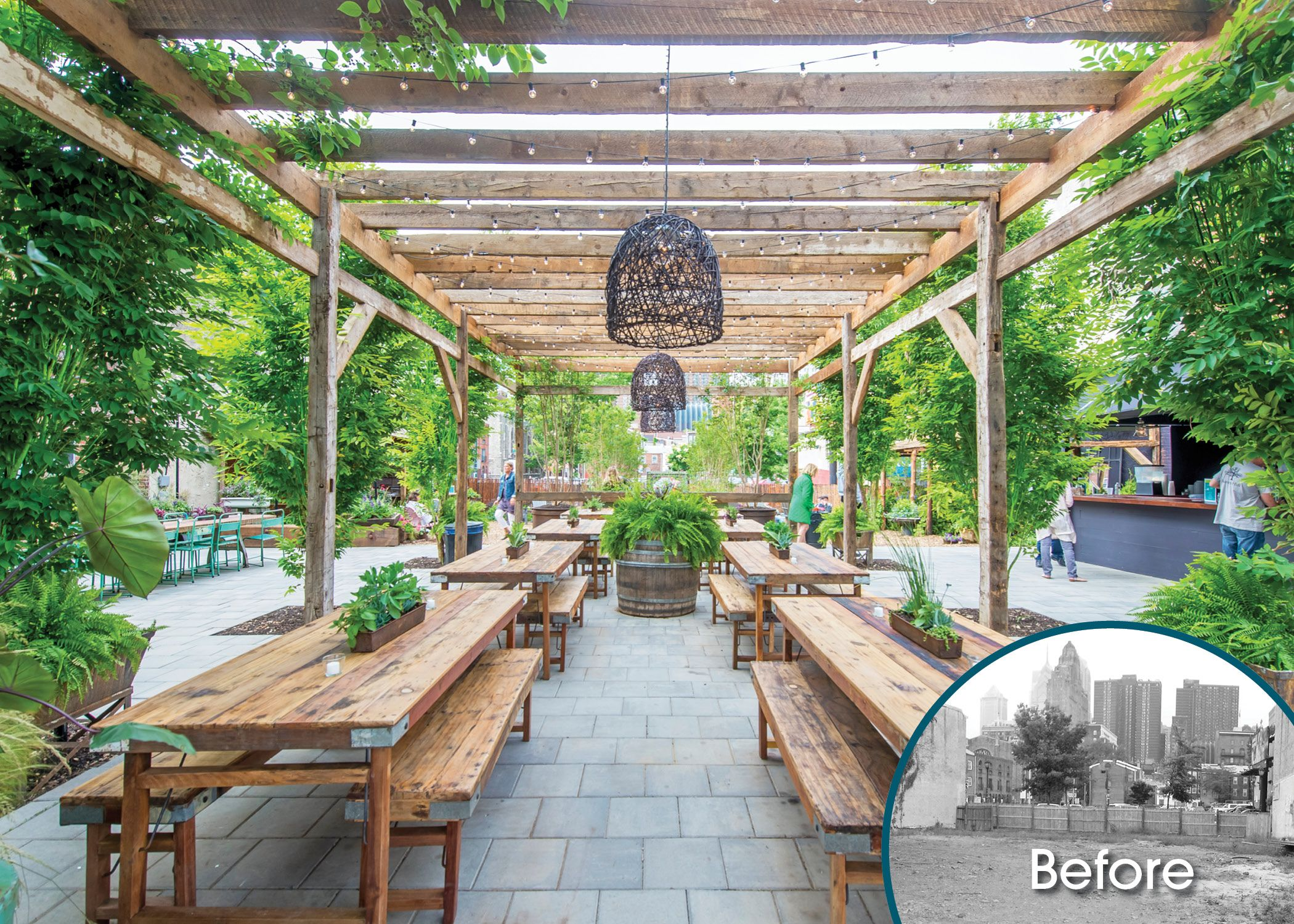 Bru Coffee Green Garden Create A Space That Will Inspire You And Your Guest From