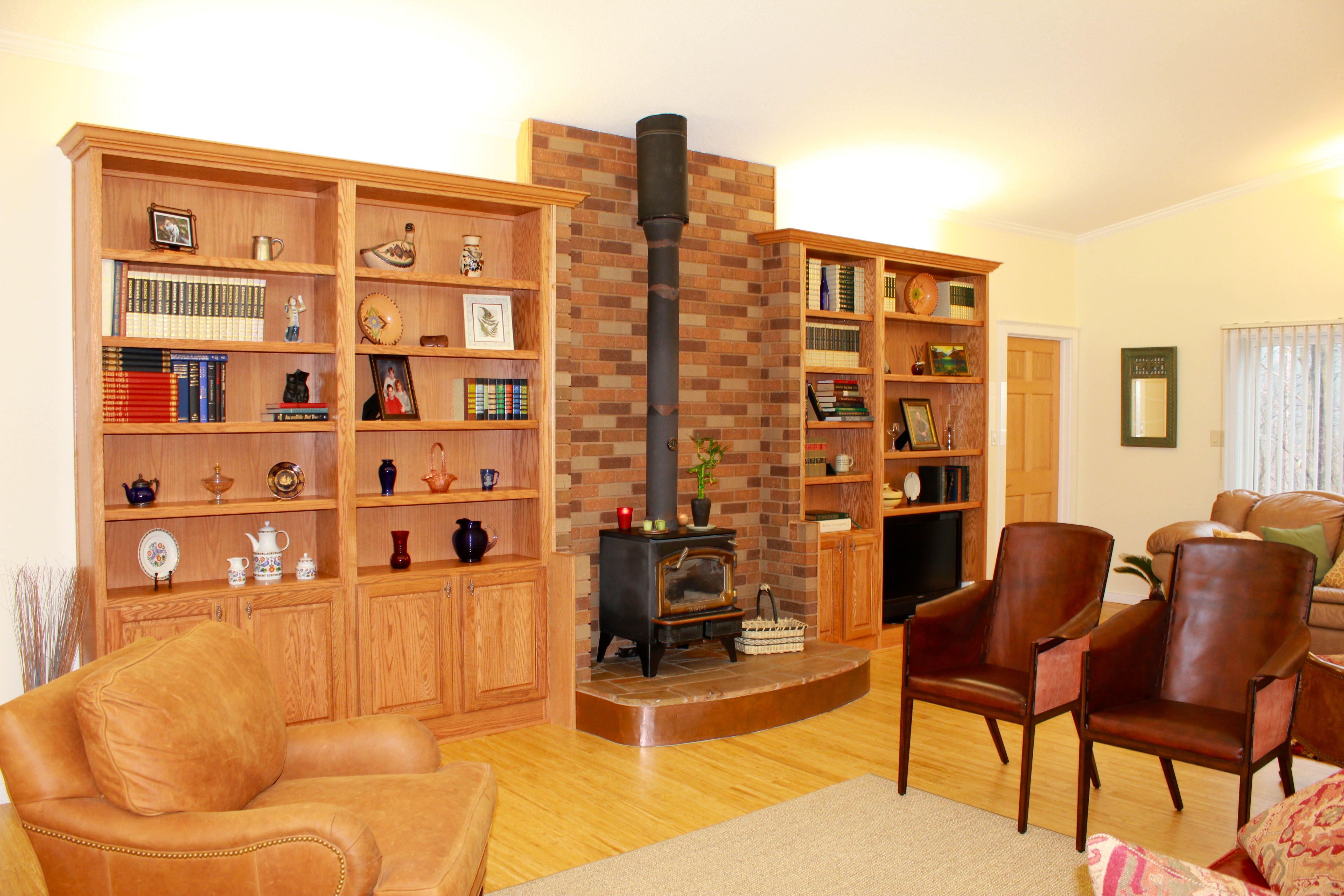 Custom Entertainment Center | Living room designs, Room ...