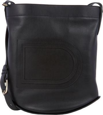 79ea3f8a2d1 DELVAUX Le Pin Shoulder Bag. #delvaux #bags #shoulder bags #suede ...