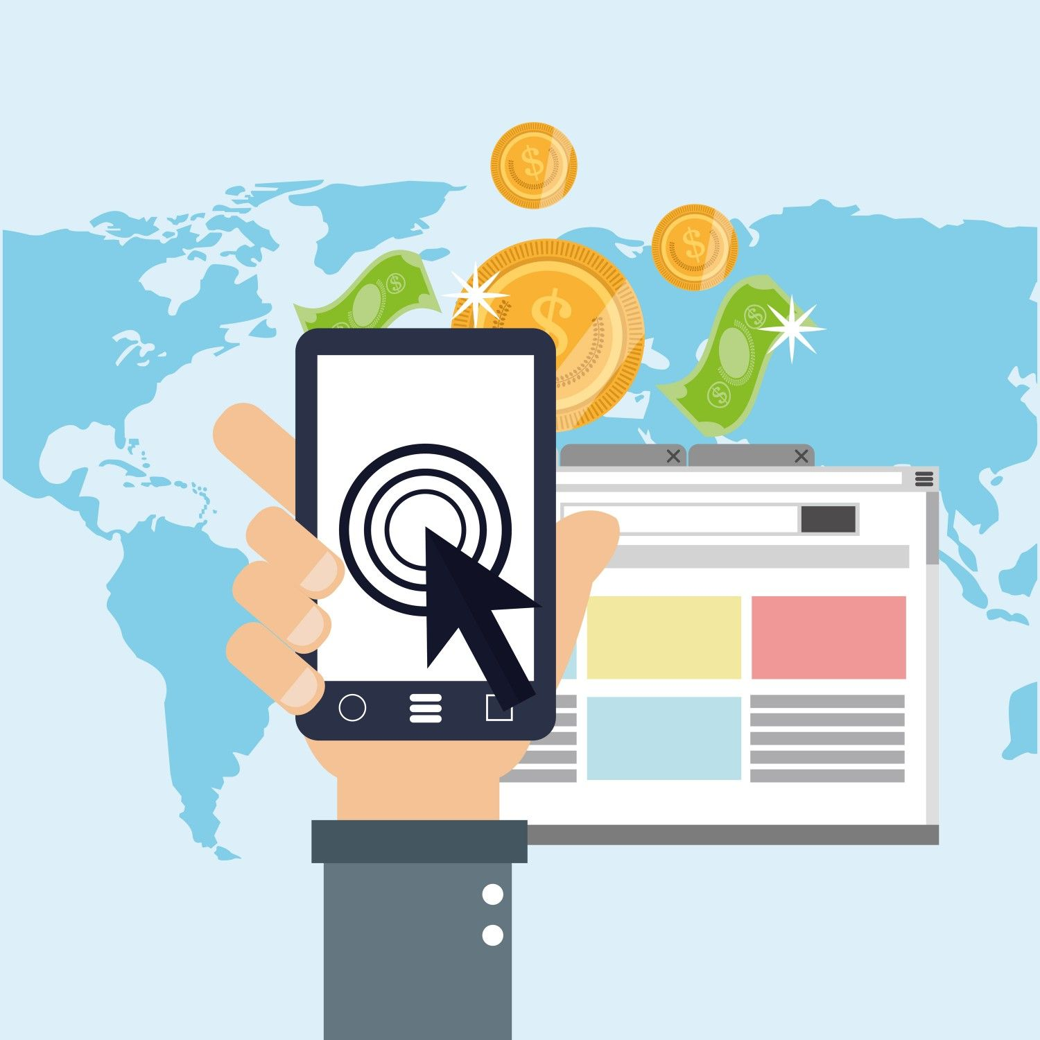 Build yourself a sound designed mobile app to reach new customers build yourself a sound designed mobile app to reach new customers and improve brand image solutioingenieria Image collections