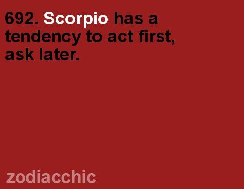 There\u0027s infinite amounts of inspirational scorpio-focused wisdom on