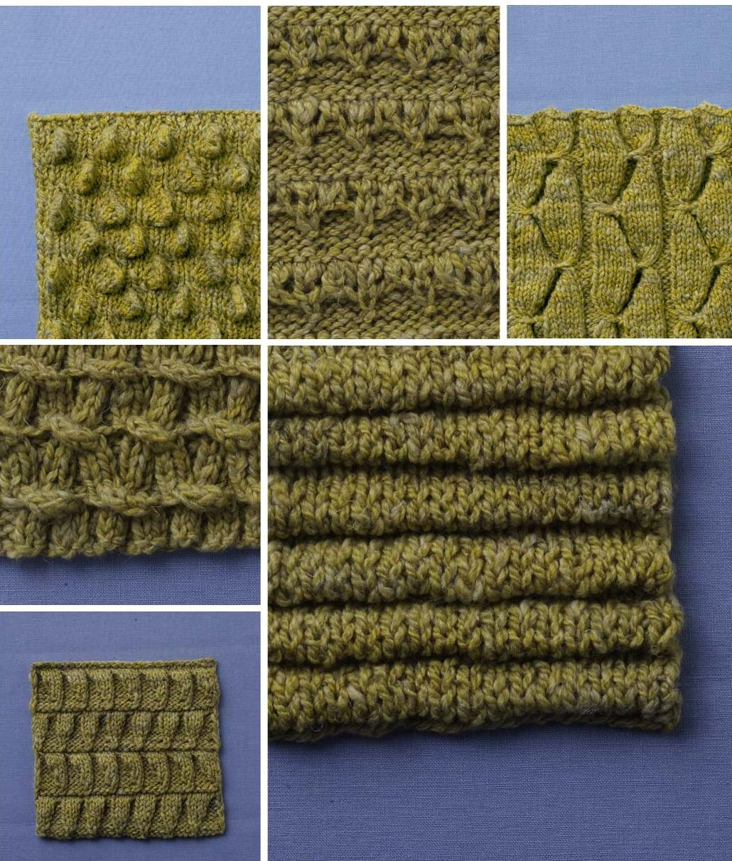 Reversible Knitting: 50 Brand-New, Groundbreaking Stitch Patterns ...