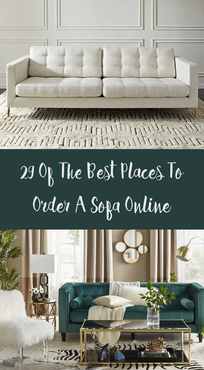 29 Of The Best Places To Buy A Sofa Online Buy Sofa Online Cool