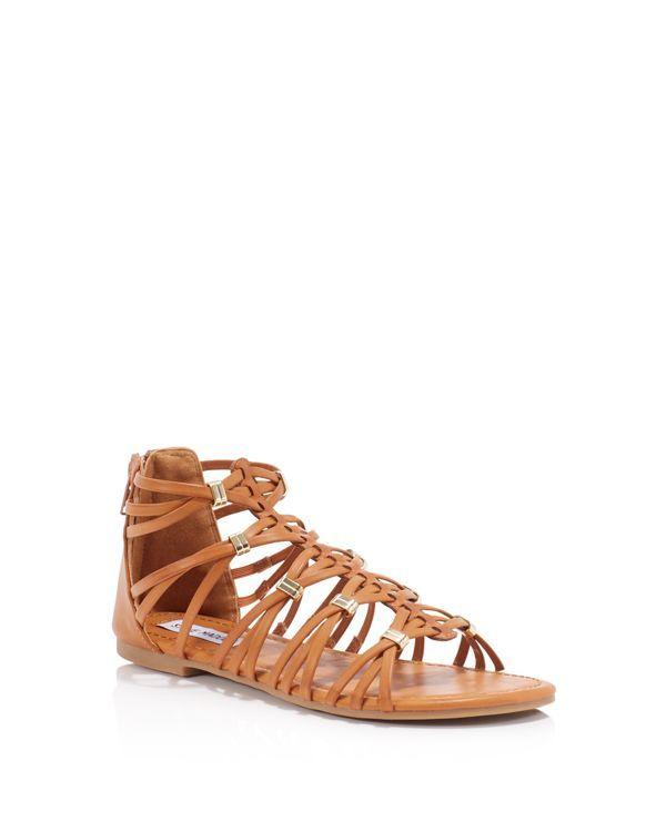 630880e01514 Arizona Little Kid Big Kid Girls Malt Ankle Strap Gladiator Sandals in 2019
